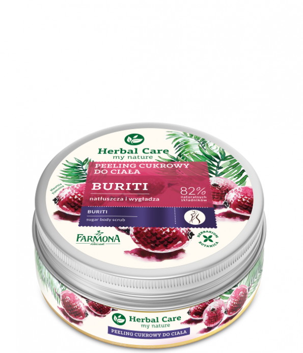 Peeling Herbal Care - Buriti