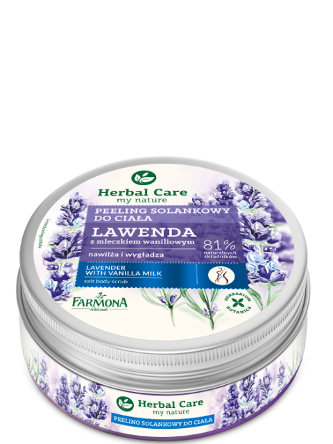 Peeling Herbal Care - Lawenda